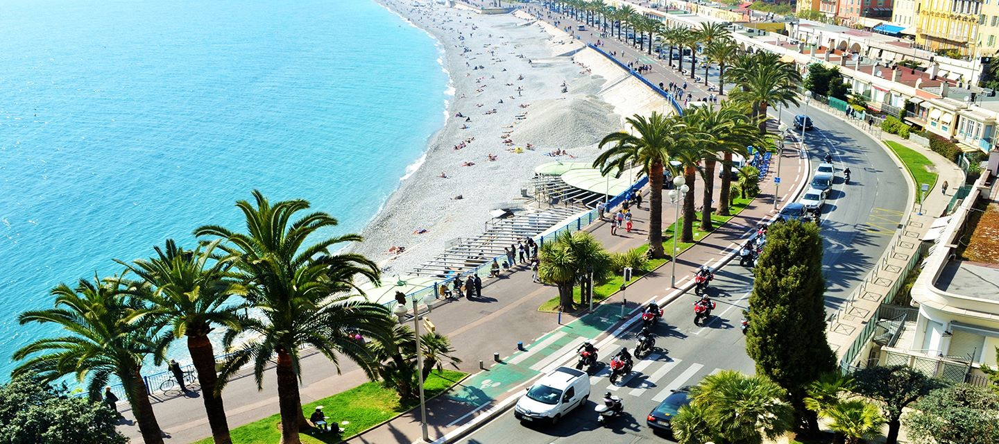 France Langue Nizza